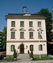 Česká ambasáda ve Švédsku